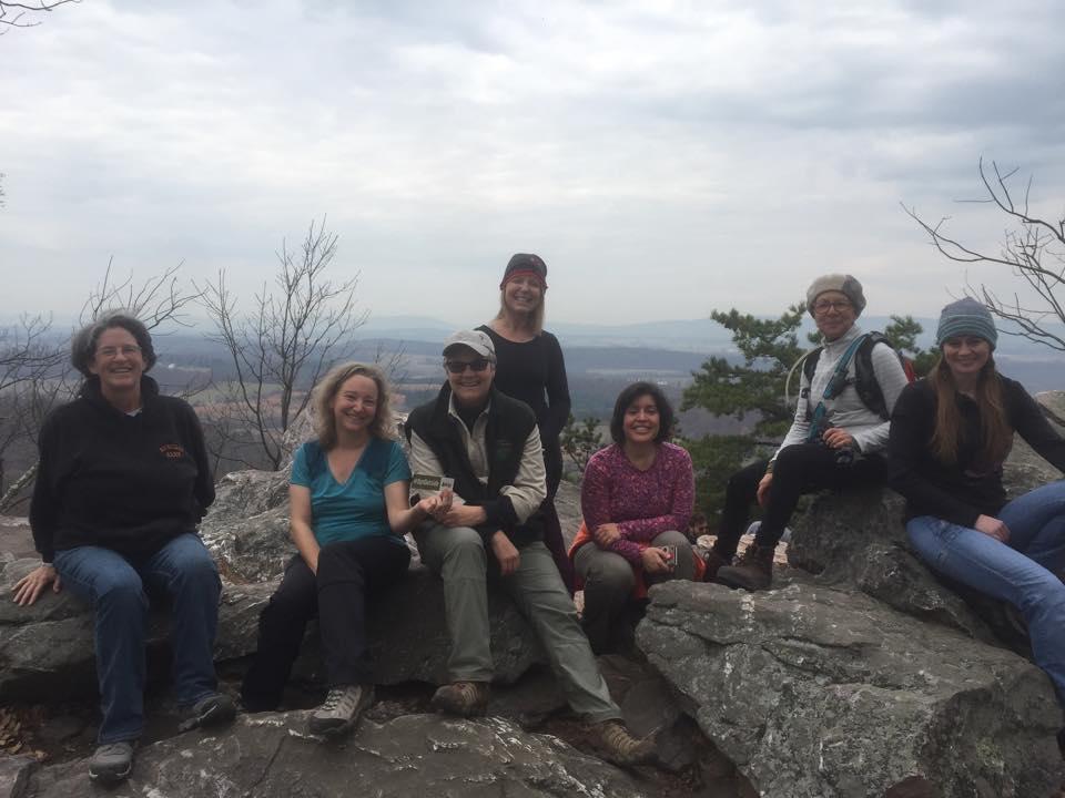 2016 Fall Burn Off the Turkey Sugarloaf Mountain Loop Day Hike