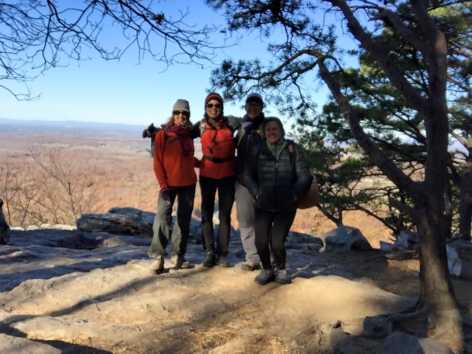 2016 Fall Hiking and Yoga Overnight Retreat