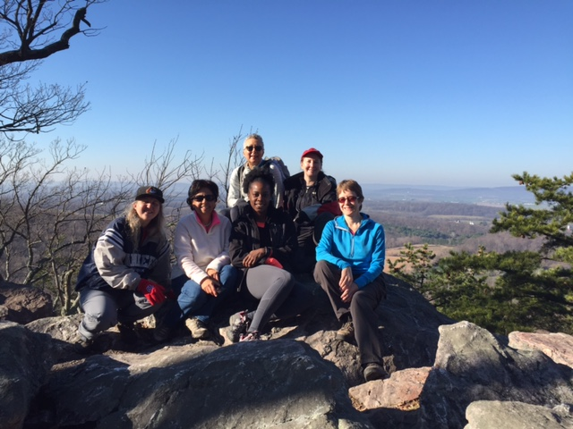 2016 Winter Sugarloaf Mountain Loop Hike