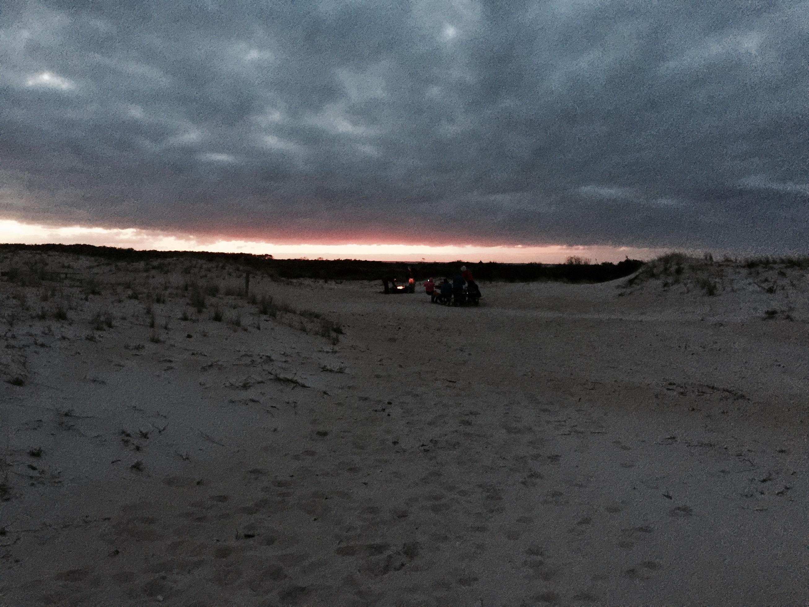 2015 Fall Assateague Island Backcountry Backpacking Trip