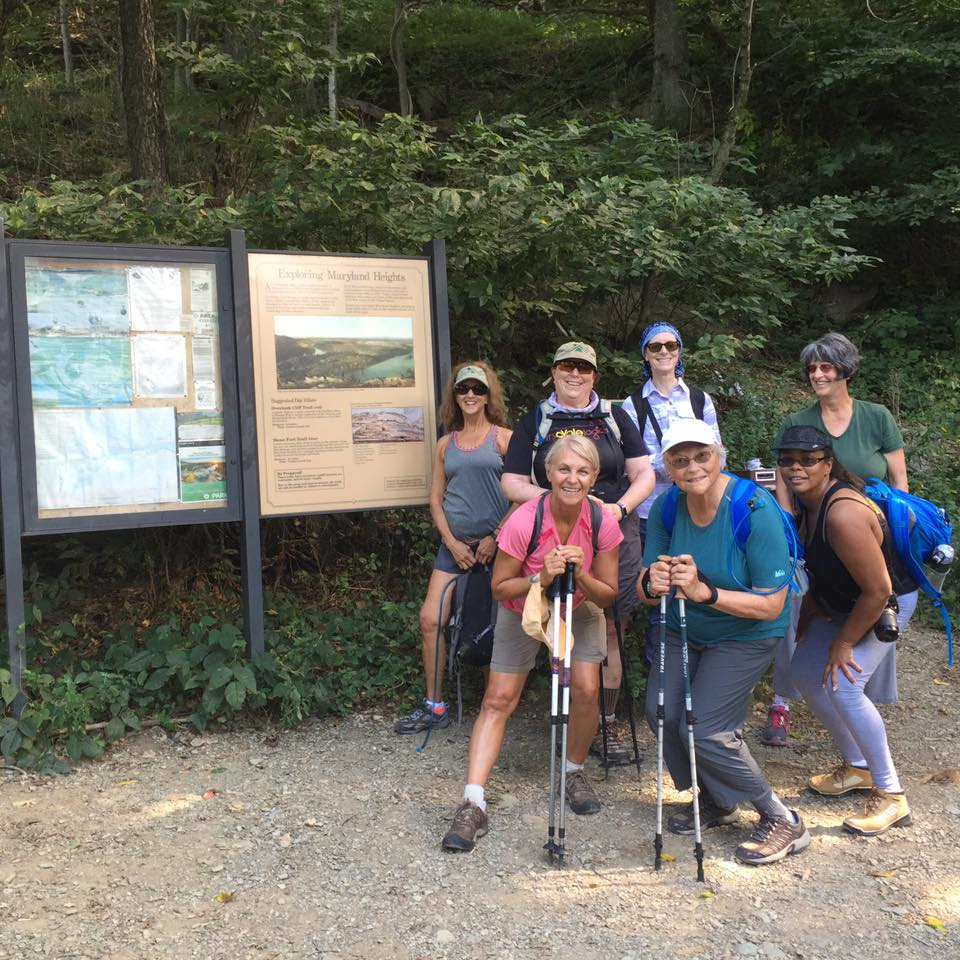 2016 Summer Maryland Heights Day Hike