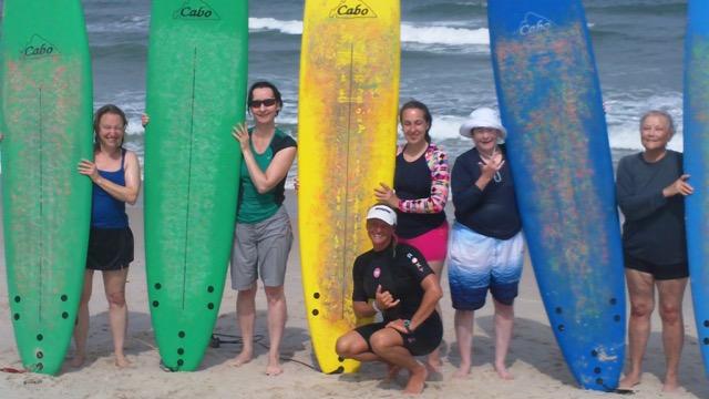 2016 Summer Surfing at Assateague State Park