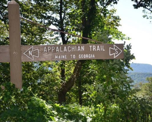 Backpacking on the Appalachian Trail in Pennsylvania