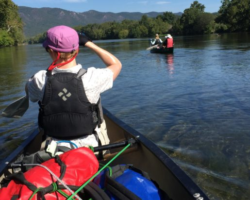 Canoeing and Camping on the Susquehanna River