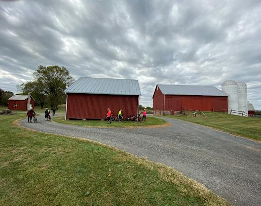 Montgomery County Farm Ride