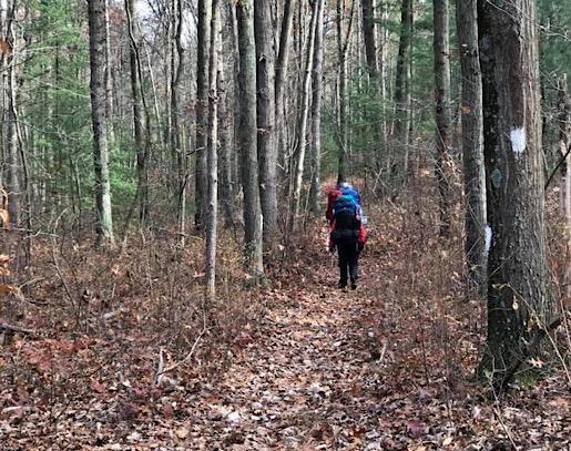 Maryland Appalachian Trail Backpacking Trip