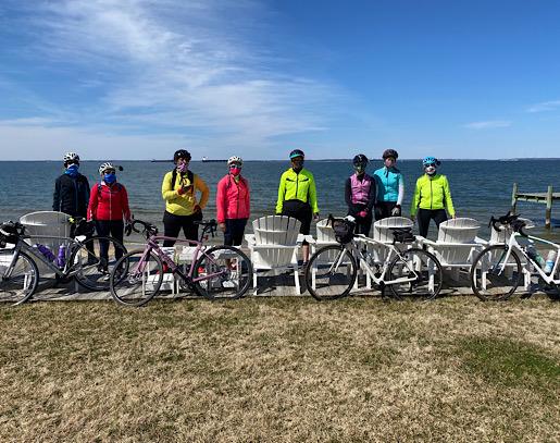 Kent Island Ramble Bike Ride