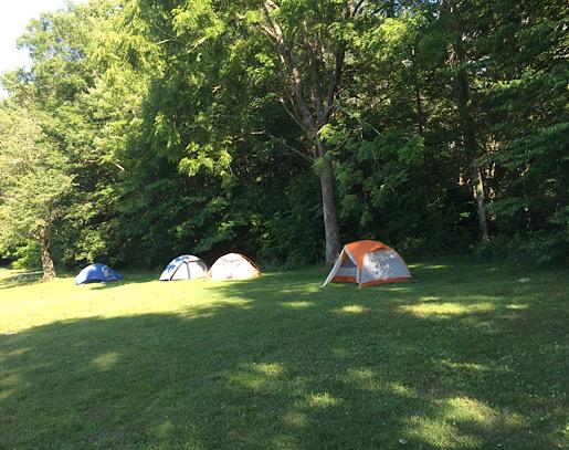 Car Camping and Hiking at Shenandoah National Park
